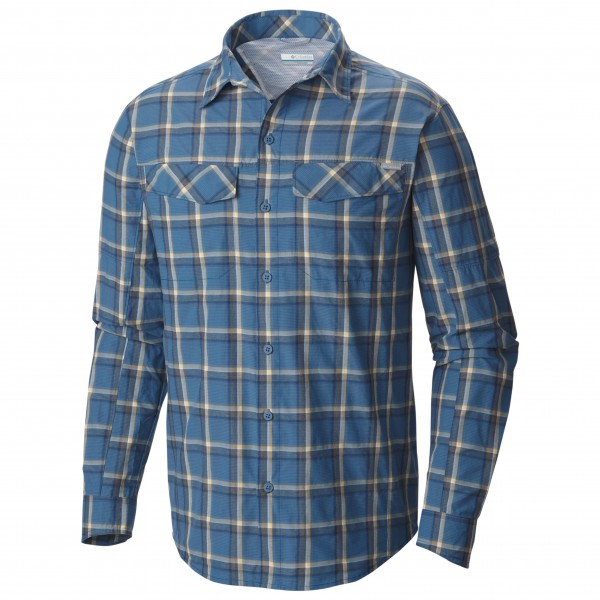 Columbia - Silver Ridge Plaid Long Sleeve Shirt - Hemd