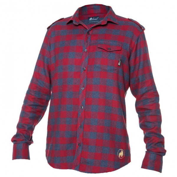 Local - Timberman Flannel L/S - Paita