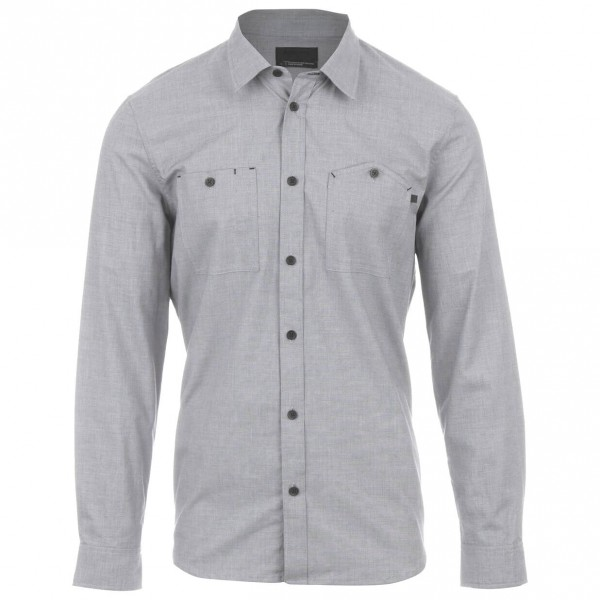 Alchemy Equipment - Cotton L/S Shirt - Overhemd