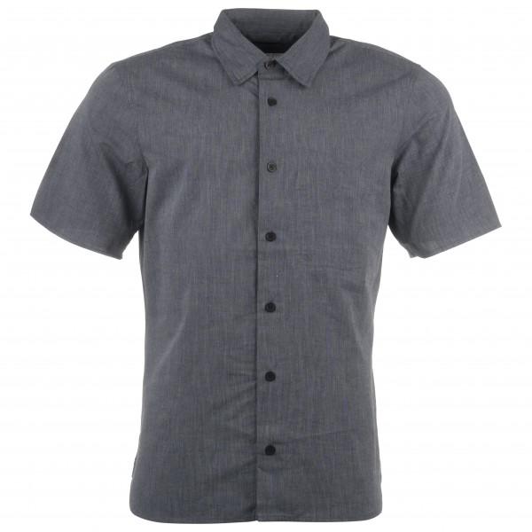 Alchemy Equipment - Cotton / Hemp Woven S/S Shirt - Overhemd