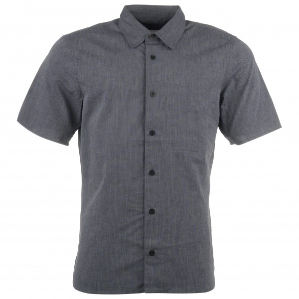 Alchemy Equipment - Cotton / Hemp Woven S/S Shirt - Shirt