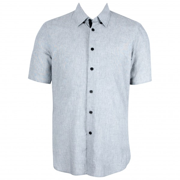 Alchemy Equipment - Cotton / Hemp Woven S/S Shirt - Chemise