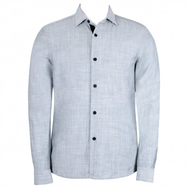 Alchemy Equipment - Linen Blend L/S Shirt - Shirt