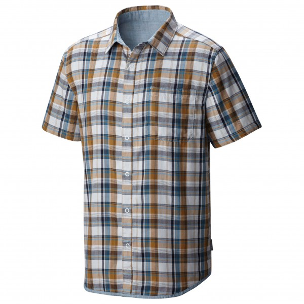 Mountain Hardwear - Mcclatchy Reversible S/S Shirt - Paita