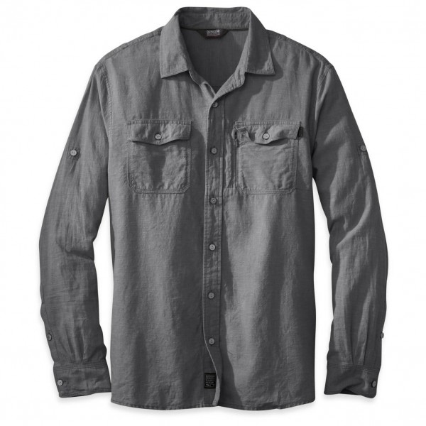 Outdoor Research - Harrelson L/S Shirt - Overhemd
