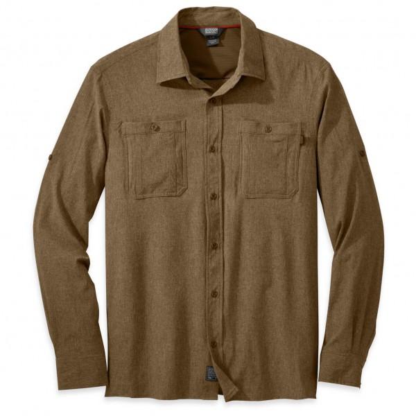 Outdoor Research - Wayward L/S Shirt - Overhemd