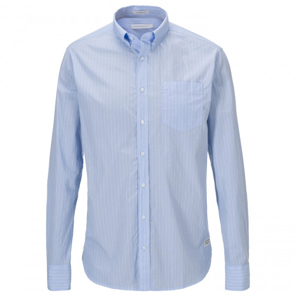 Peak Performance - Eric Button-Down Chequered Pattern Shirt