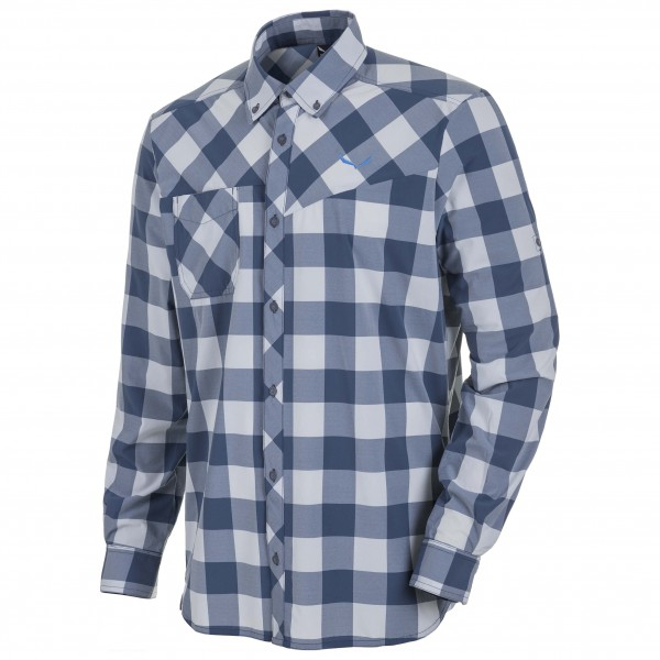 Salewa - Puez Dry L/S Shirt - Paita