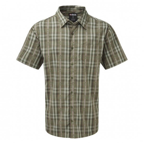 Sherpa - Seti S/S Shirt - Overhemd