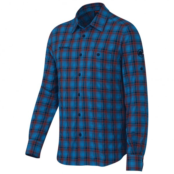 Mammut - Belluno Shirt Long - Hemd