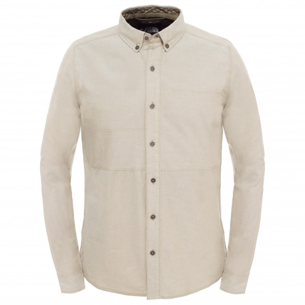 The North Face - Denali L/S Shirt - Hemd