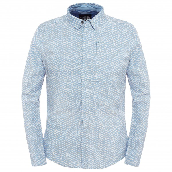 The North Face - Mountain L/S Shirt - Hemd