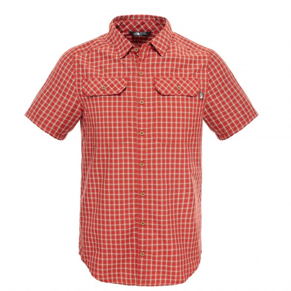 The North Face - S/S Pine Knot Shirt - Overhemd