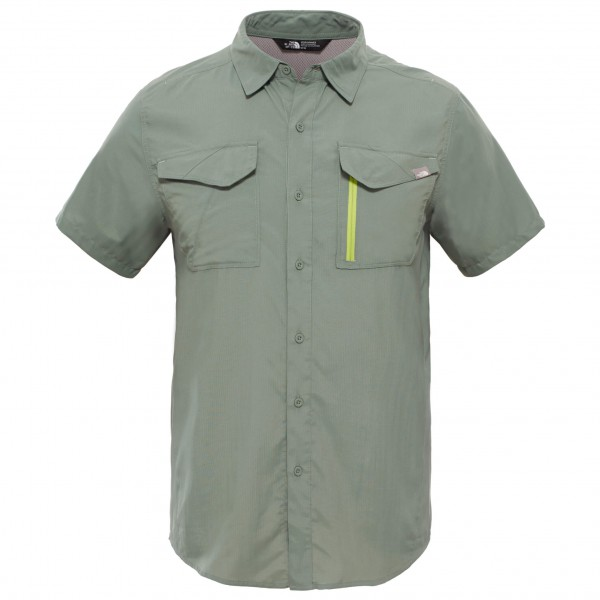 The North Face - S/S Sequoia Shirt - Shirt