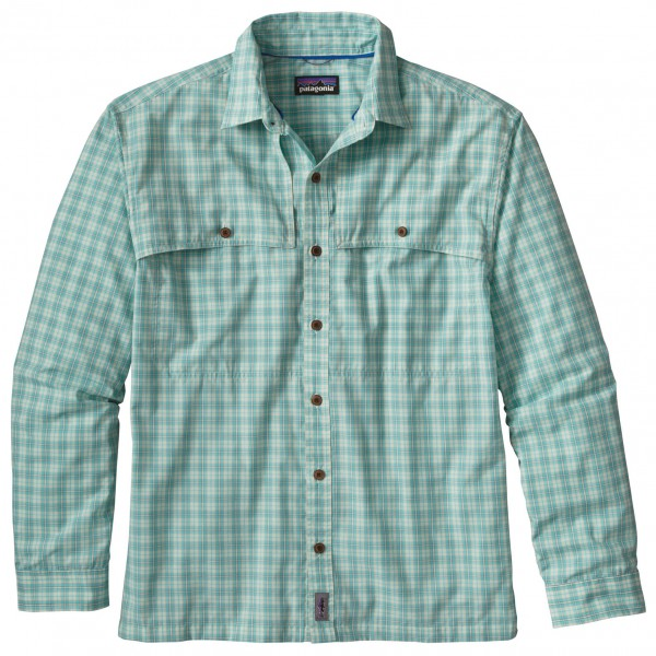 Patagonia - L/S Island Hopper II Shirt - Chemise