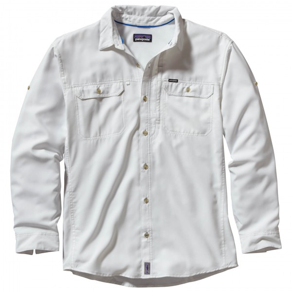 Patagonia - L/S Sol Patrol II Shirt - Paita