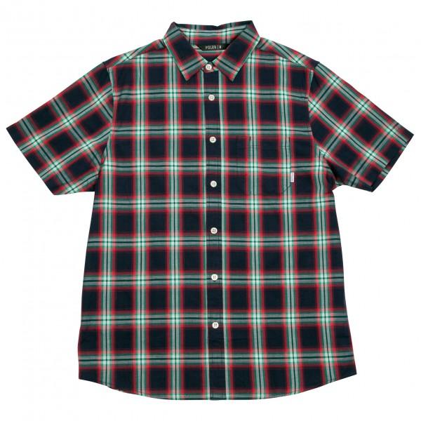 Poler - Grolar Short Sleeve Button Up - Paita
