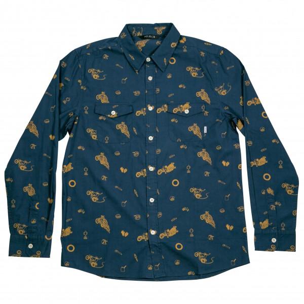 Poler - Wheelie Long Sleeve Button Up - Hemd