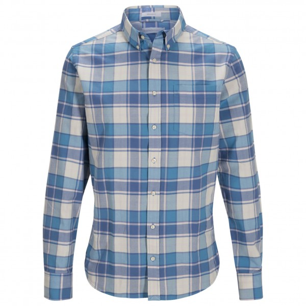 Peak Performance - Eric BD Oxford Shirt - Overhemd