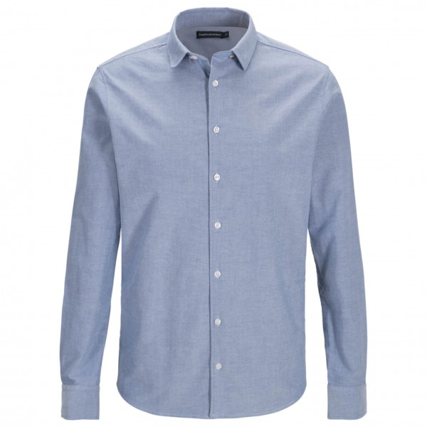Peak Performance - Noble Oxford Shirt - Chemise