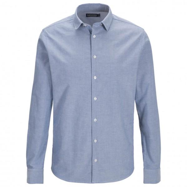 Peak Performance - Noble Oxford Shirt - Skjorte