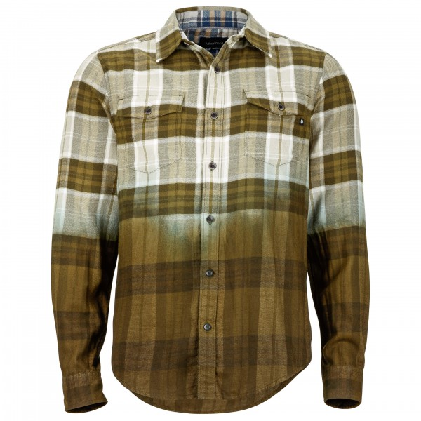 Marmot - Dillion Flannel L/S - Overhemd