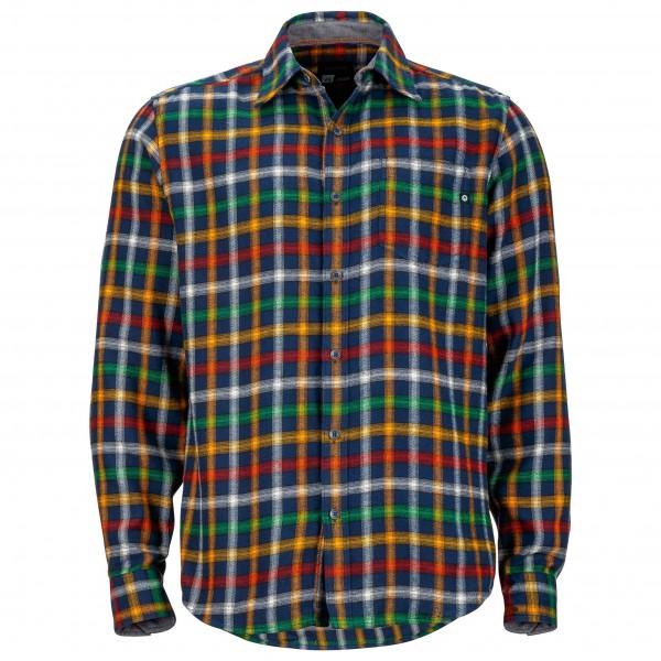 Marmot - Fairfax Flannel L/S - Hemd