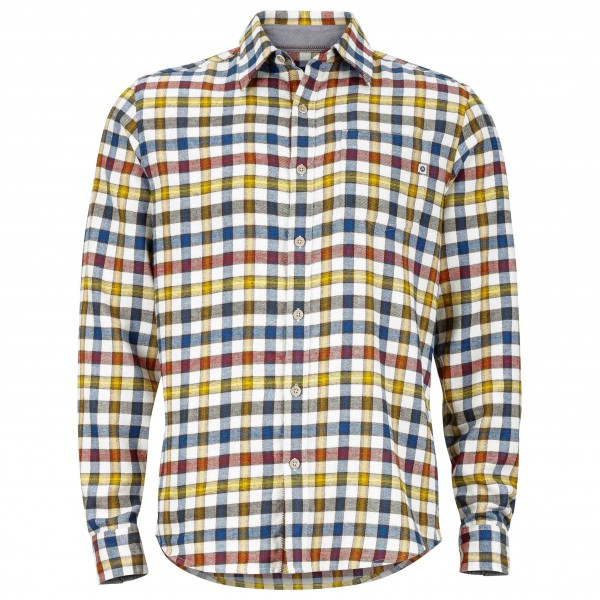 Marmot - Fairfax Flannel L/S - Overhemd