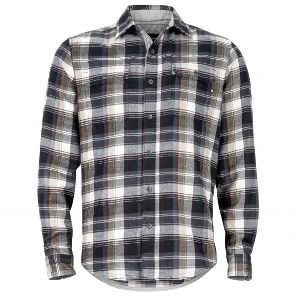 Marmot - Jasper Flannel L/S - Skjorte