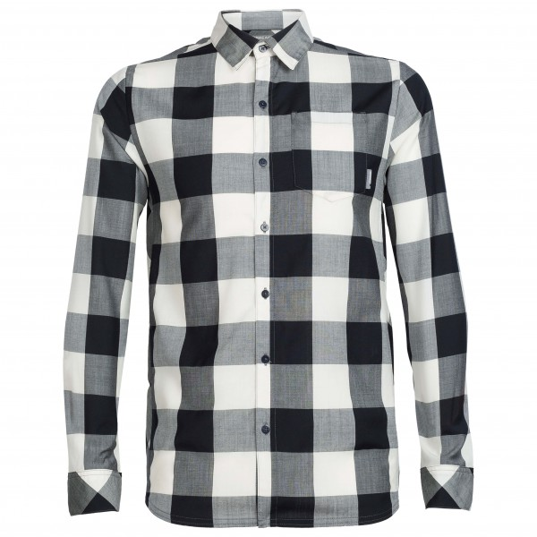 Icebreaker - Departure II L/S Shirt Plaid - Shirt