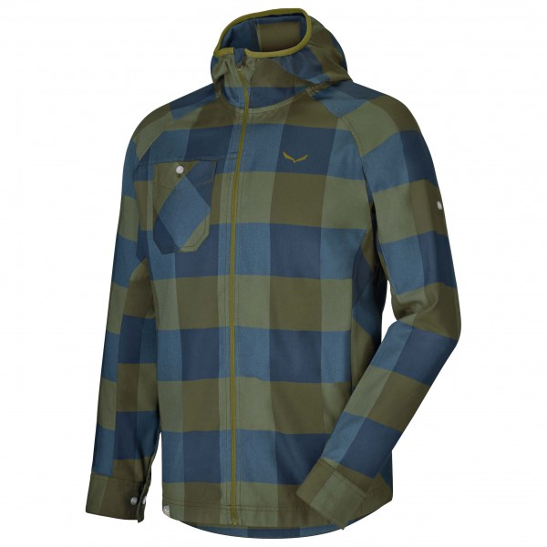 Salewa - Puez PL L/S Shirt - Paita