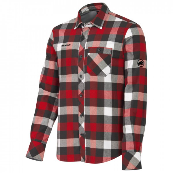 Mammut - Belluno Winter Shirt - Paita