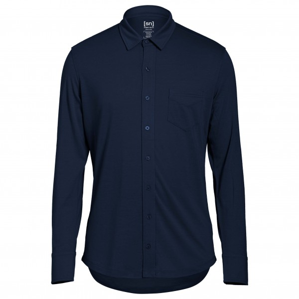SuperNatural - Outlier Button Up Shirt - Chemise