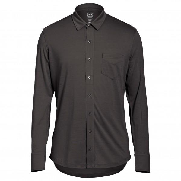 SuperNatural - Outlier Button Up Shirt - Overhemd