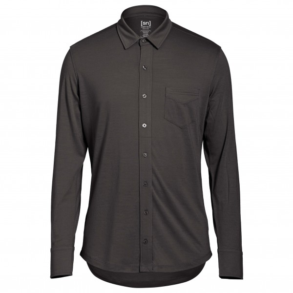 SuperNatural - Outlier Button Up Shirt - Paita