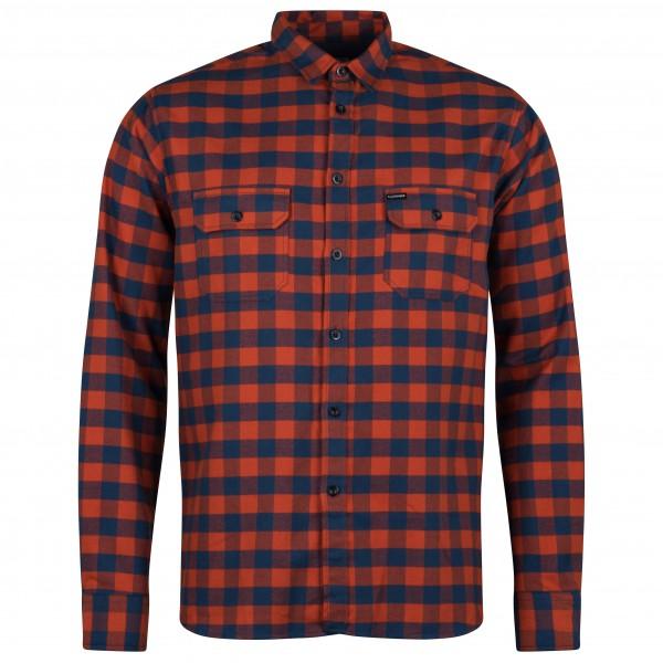 Passenger - Redwood Check - Overhemd