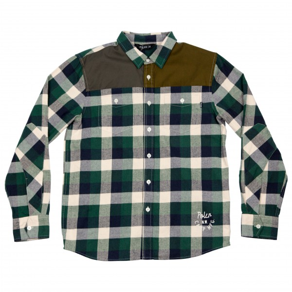 Poler - Buffalo Pile Woven - Overhemd