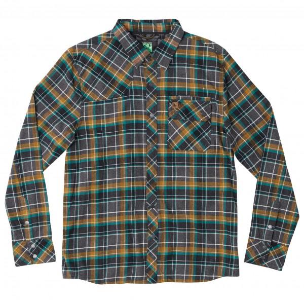 Hippy Tree - Shirt Crater Flannel - Hemd