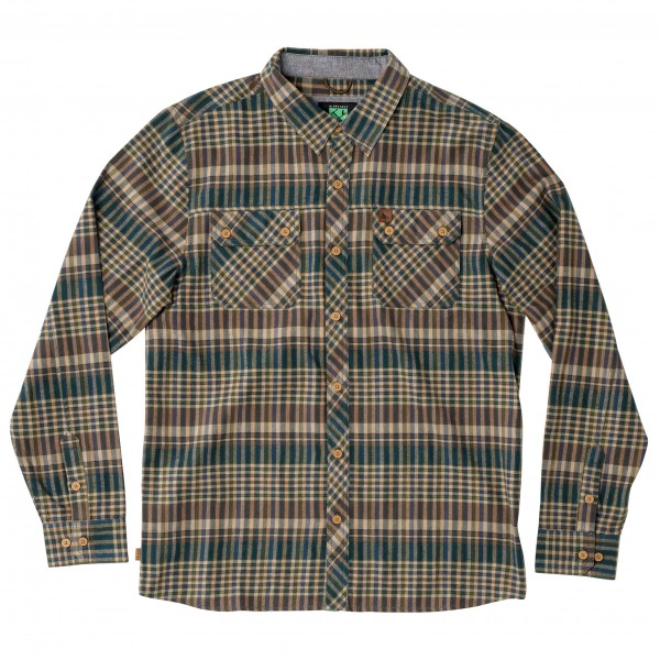 Hippy Tree - Shirt Morro Flannel - Hemd