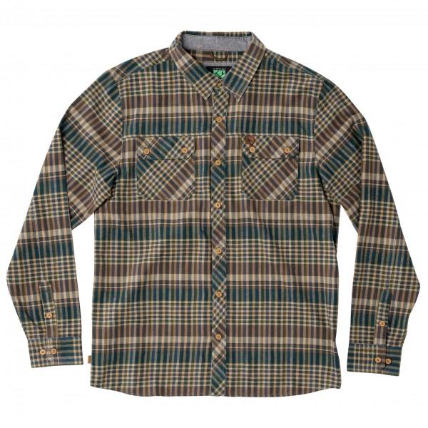 Hippy Tree - Shirt Morro Flannel - Overhemd