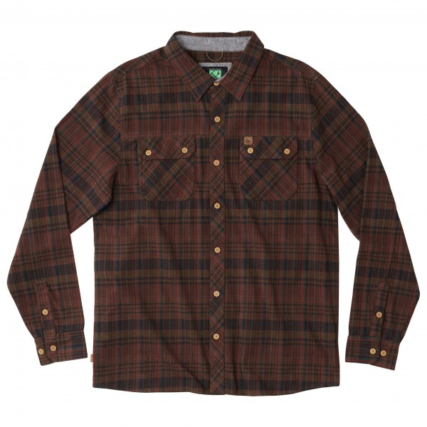 Hippy Tree - Shirt Morro Flannel - Hemd