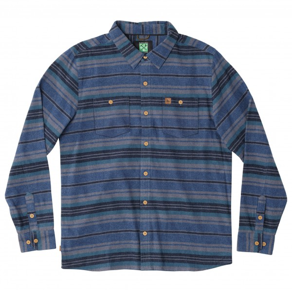 Hippy Tree - Shirt Porter Flannel - Hemd
