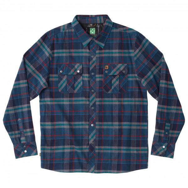 Hippy Tree - Shirt Watson Flannel - Overhemd
