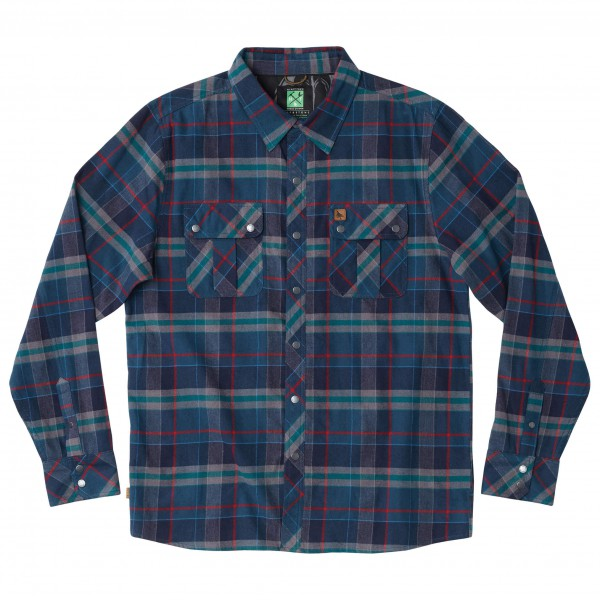 Hippy Tree - Shirt Watson Flannel - Paita