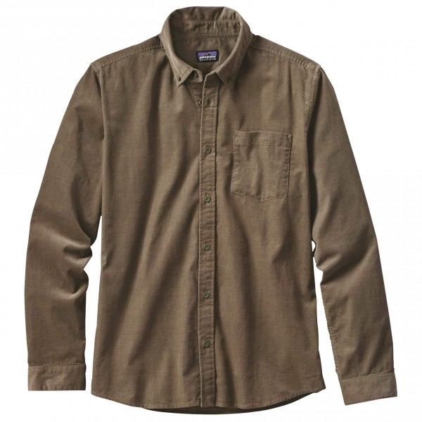 Patagonia - L/S Bluffside Cord Shirt - Paita