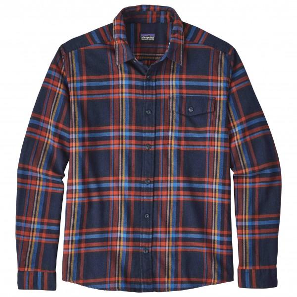 Patagonia - L/S LW Fjord Flannel Shirt - Paita