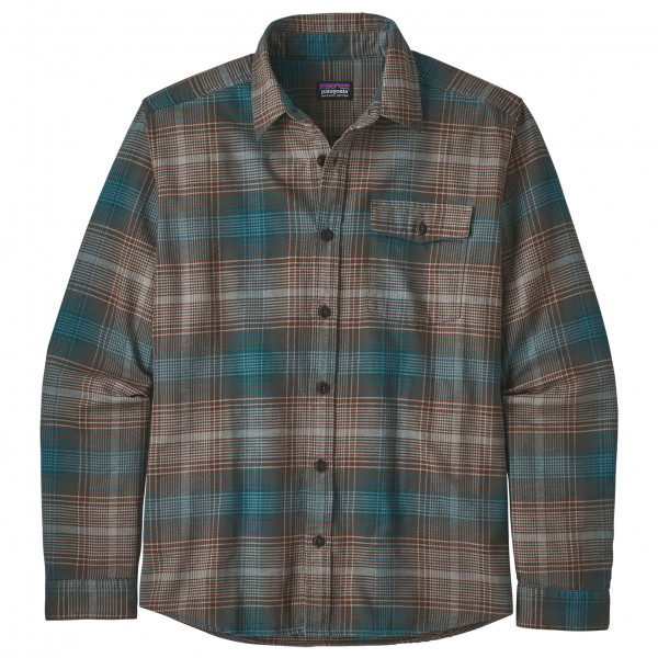 Patagonia - L/S LW Fjord Flannel Shirt - Hemd
