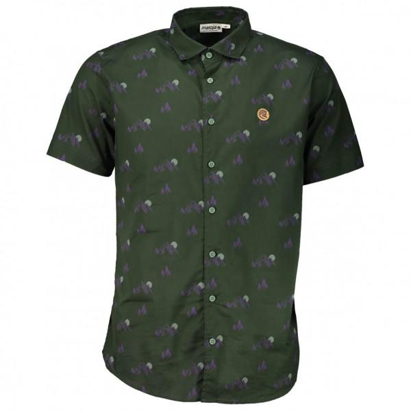 Maloja - VachenluegM. Shirt 1/2 - Skjorte