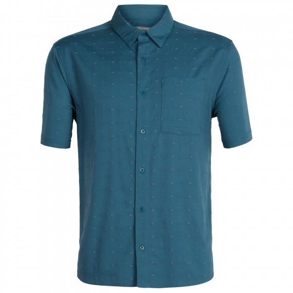 Icebreaker - Compass S/S Shirt - Overhemd
