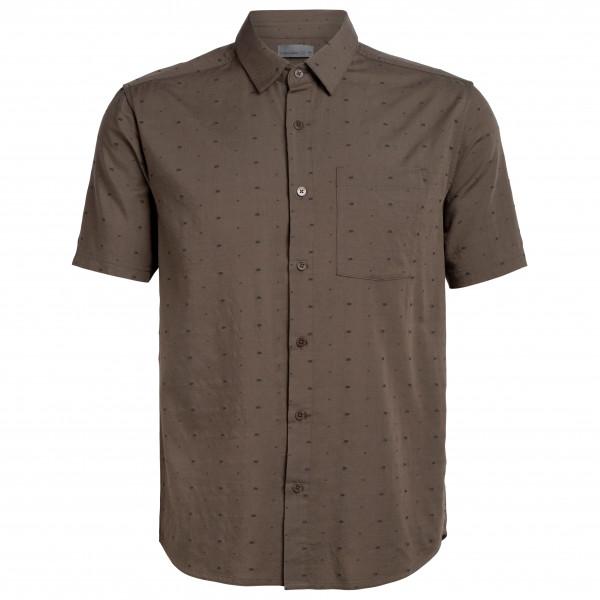 Icebreaker - Compass S/S Shirt - Skjorte
